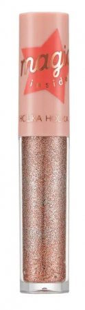 Holika Holika Eye Metal Glitter, brokatowy cień do powiek, 01 Stella Dust