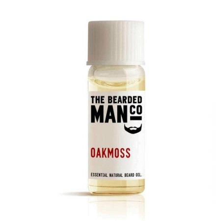 Bearded Man Oak Moss, olejek do brody Leśny Mech, 2ml
