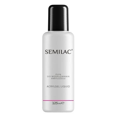 Semilac Doubleflex Acryl Gel Liquid, liquid do akrylożelu, 125ml