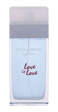 Dolce&Gabbana Light Blue Love Is Love, woda toaletowa, 100ml (W)