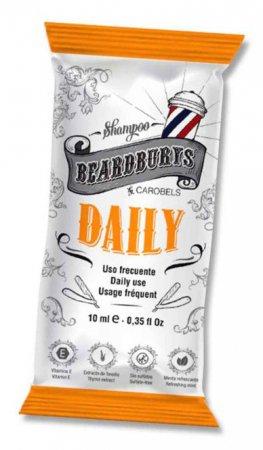 Beardburys Daily, saszetka szamponu do codziennej pielęgnacji włosów, 10ml