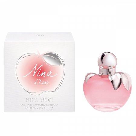 Nina Ricci Nina L'Eau, woda toaletowa, 80ml (W)