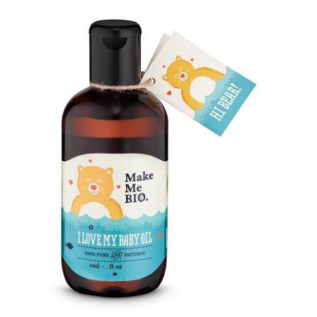 Make Me Bio I love my baby Oil, Olejek dla dzieci, 250ml