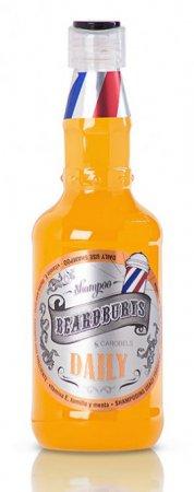 Beardburys Daily, szampon do codziennej pielęgnacji włosów, 330ml