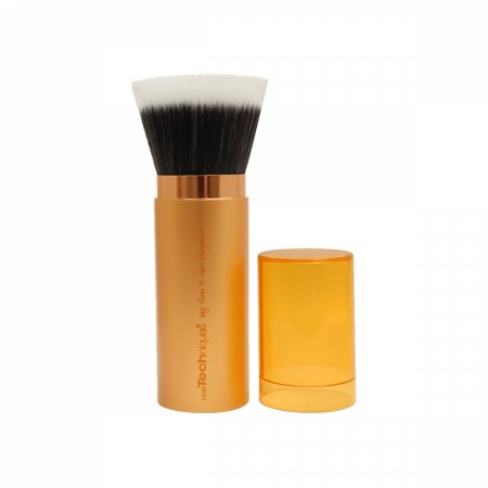 Real Techniques Retractable Bronzer Brush, pędzel do bronzera