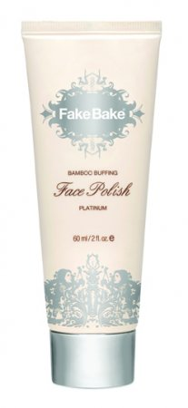 Fake Bake Platinum Face Bamboo Buffing, peeling do twarzy, 60ml