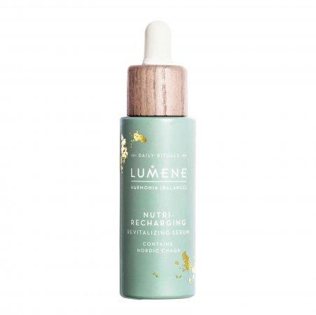 Lumene Harmonia Nutri-Recharging, serum rewitalizujące do twarzy, 30ml