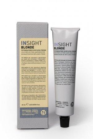 InSight Blonde, booster do włosów z chłodnymi odcieniami, 60ml
