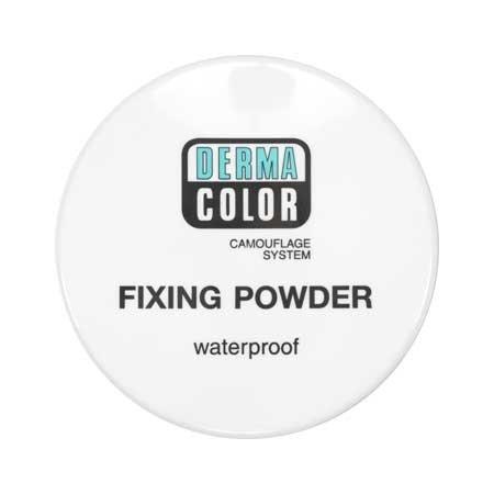 Kryolan, Dermacolor Fixerpowder, puder matująco-utrwalający, 60g