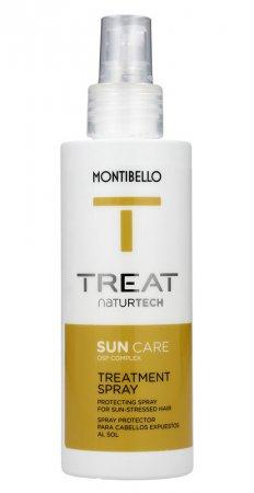 Montibello Treat Naturtech, odżywka w sprayu do włosów Sun Care, 150ml