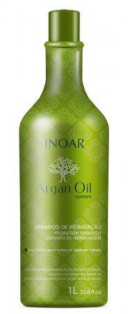 INOAR Argan Oil, szampon, 1000ml