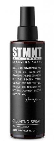 STMNT, spray pielęgnujący ułatwiający stylizację, 200ml