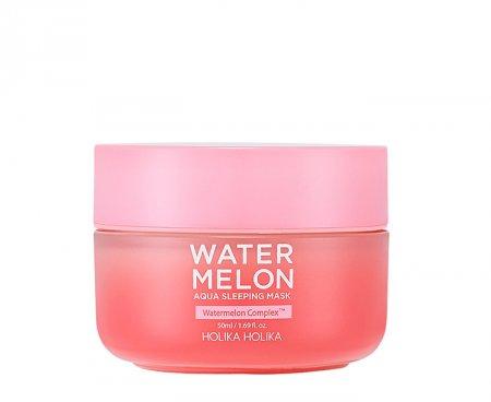 Holika Holika Water Melon, ujędrniająca maseczka na noc, 50ml