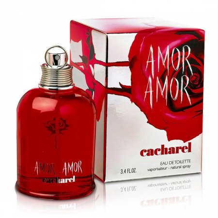 Cacharel Amor Amor, woda toaletowa, 100ml (W)