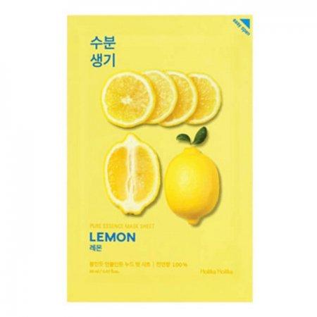 Holika Holika Pure Essence - Lemon, maseczka na płachcie