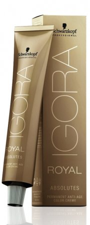 Schwarzkopf Igora Royal Absolutes, farba do włosów, 60ml