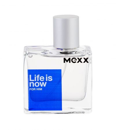 Mexx Life Is Now For Him, woda toaletowa, 30ml (M)