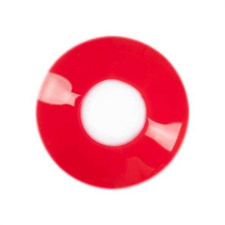 Kryolan, soczewki kontaktowe czerwone