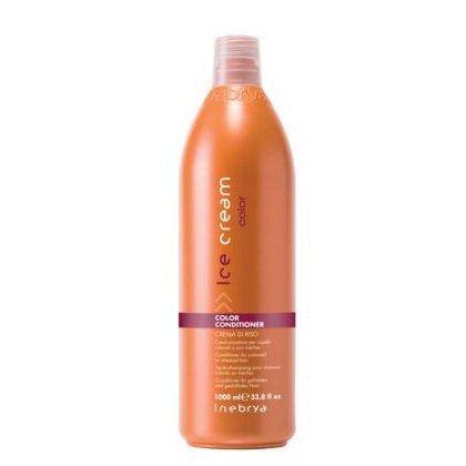 Inebrya Color, odżywka do włosów farbowanych, 1000ml