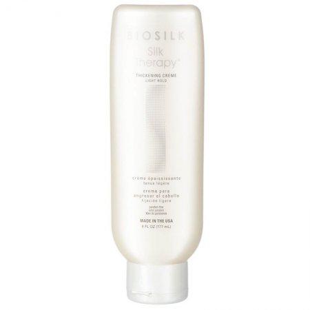 Biosilk Thickening Cream, krem pogrubiający włosy, 177ml