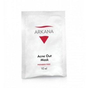 Arkana Acne Out Mask, maska normalizująco-ściągająca, 10ml
