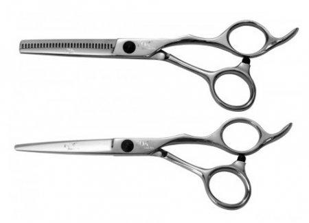 """Fox Student Pro, zestaw: nożyczki i degażówki fryzjerskie, 5.5"""""""