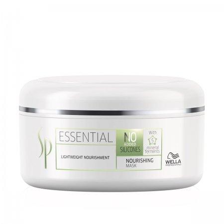 Wella SP Essential, maska do każdego rodzaju włosów, 150ml