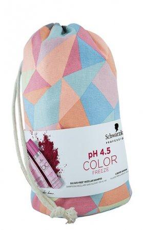 Schwarzkopf BC Color Freeze pH 4.5, zestaw prezentowy do włosów farbowanych
