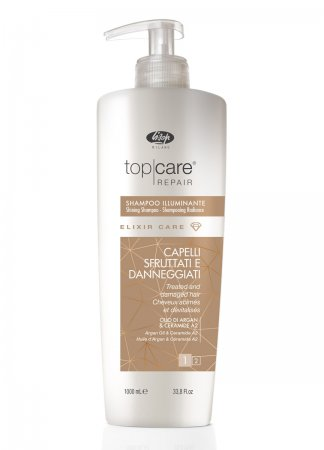 Lisap Top Care Elixir, szampon rozświetlający, 1000ml