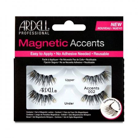 Ardell Magnetic Lash, rzęsy magnetyczne, połówki, 002