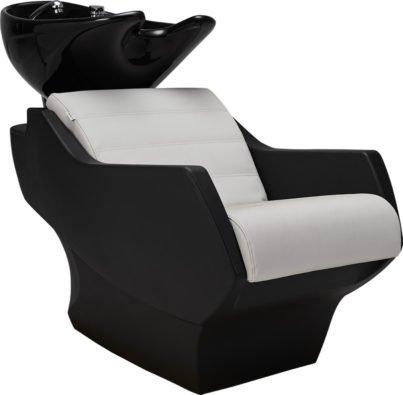 Ayala Techno, fotel do myjni fryzjerskiej (siedzisko z oparciem)