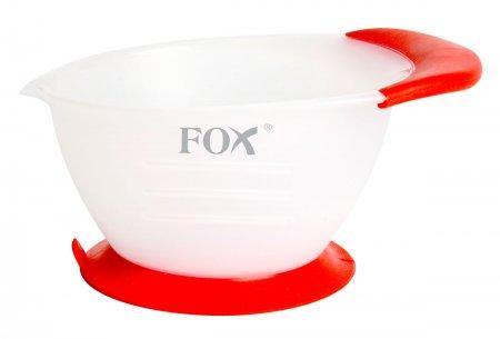 Miseczka do farb Fox z silikonową przyssawką