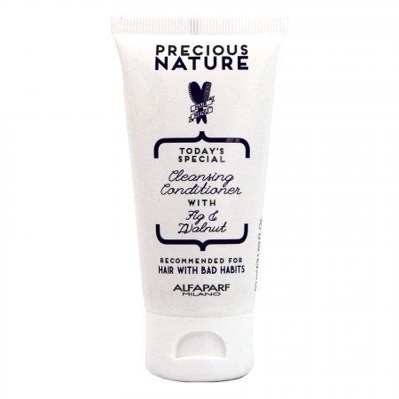 Alfaparf Precious Nature, odżywka oczyszczająca do włosów osłabionych, 50ml