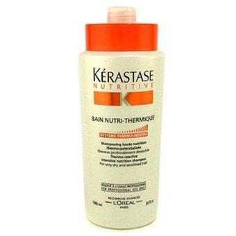 Kerastase Nutritive Bain Nutri Thermique, szampon, kąpiel odżywczo-termiczna, 1000ml