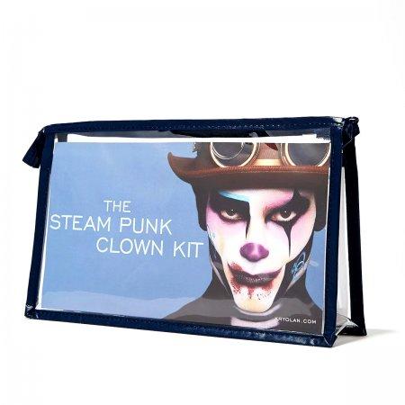 Kryolan Steam Punk Clown Halloween Kit, zestaw do charakteryzacji
