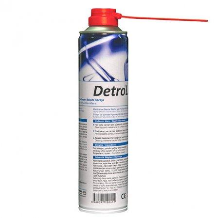 Detrox Detro Lube Spray, olejek do konserwacji narzędzi, 400ml