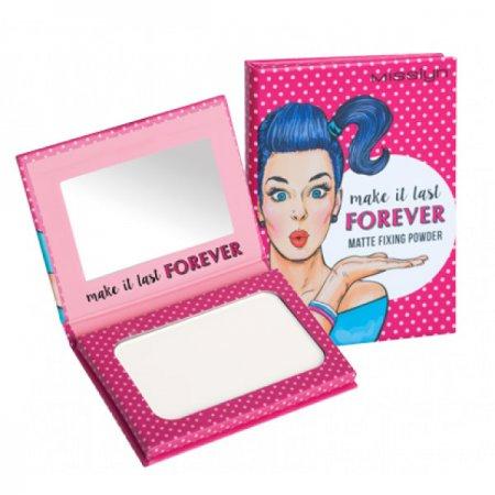Misslyn Pop Up Your Make-up, Fixing Powder, puder utrwalający makijaż