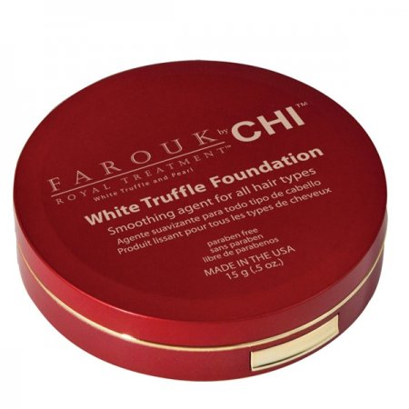 CHI Royal White Truffle Foundation, pasta wygładzająca, 15g