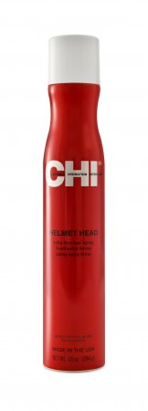 CHI Helmet Head Spray, lakier bardzo silnie utrwalający, 330ml/284g