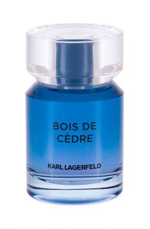 Karl Lagerfeld Les Parfums Matieres Bois de Cedre, woda toaletowa, 50ml (M)