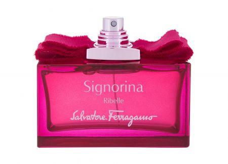 Salvatore Ferragamo Signorina Ribelle, woda perfumowana, 100ml, Tester (W)