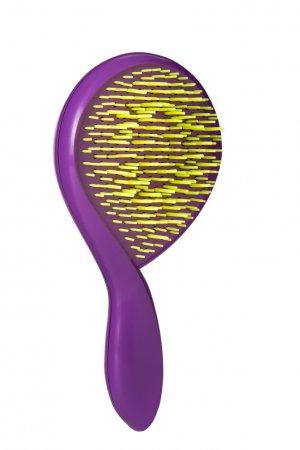 Michel Mercier Girlie Scented, szczotka do włosów normalnych dla dzieci o zapachu słodkich pianek