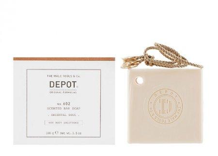Depot No. 602, mydło do ciała, Oriental Soul, 100g