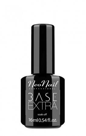 NeoNail Base Extra, baza hybrydowa, 16 ml