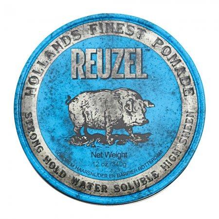 Reuzel Water Soluble, wodna pomada do włosów, mocna, 340g