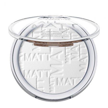 Catrice, All Matt Plus Shine Control Powder, puder matujący, 10g