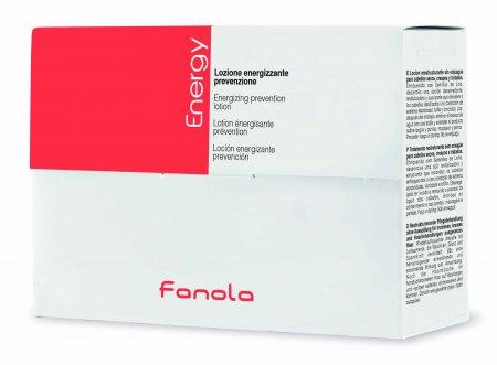 Fanola Energy, lotion energetyzujący, 12x10ml