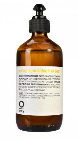 OWay Hair Loss, kąpiel, szampon wzmacniający do włosów, 240 ml