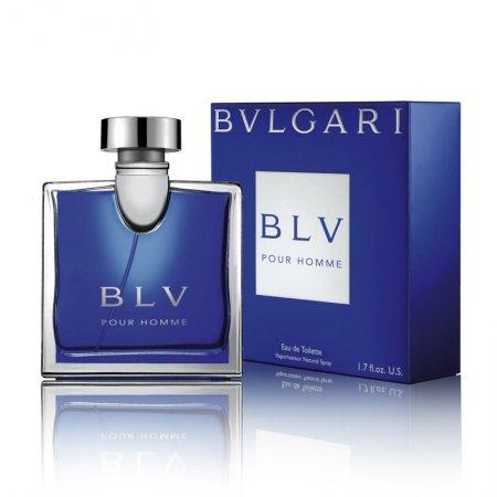Bvlgari BLV Pour Homme, woda toaletowa, 50ml (M)