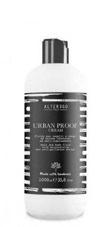 Alter Ego Urban Proof, krem nawilżający przeciwdziałający zanieczyszczeniom, do włosów i ciała, 1000ml